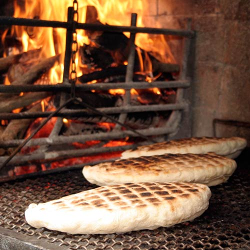 Pizzetas & Calzone